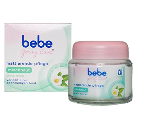 bebe Young Care Mattierende Pflege 50ml (G1/4)