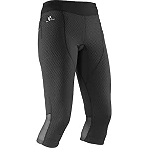 Salomon - Corsaire EXO Pro 3/4 Tight W noir - XS
