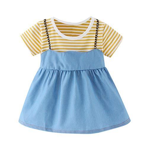 Mädchen Newborn 1. Geburtstag 3 Stück Outfits Strampler + Tutu Kleid + Stirnband Tag Tutu-outfit