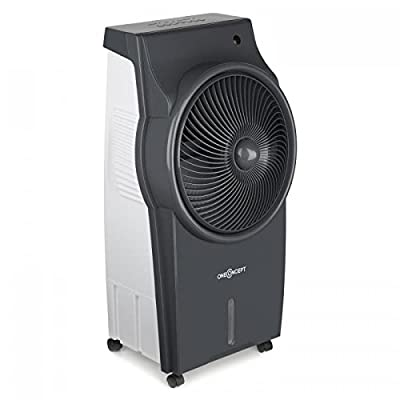 oneConcept Kingcool 3-in-1 • Air Cooler • Fan • Ioniser • 3 Levels • 95W