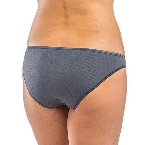 HERMKO 17032 Damen Mini-Slip softweich Dank Modal, Größe:48/50 (XL), Farbe:Cream (hautfarben) - 8