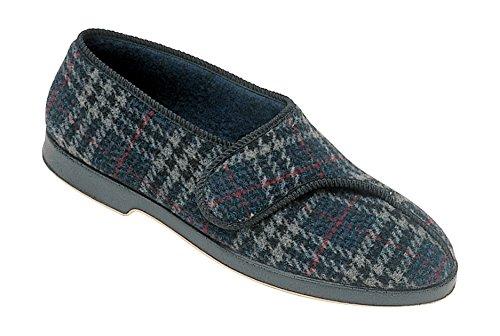 Zapatillas De Deporte Con Forro Textil Ajustado Gbs Touch - Cuadros - Tamaño 6 7 8 9 10 11 Cuadros