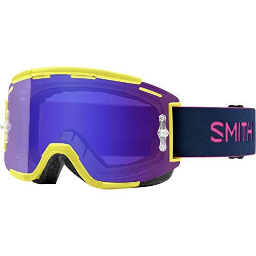 Smith Squad MTB Mountainbike Brille Erwachsene Unisex Limette Indigo One Size