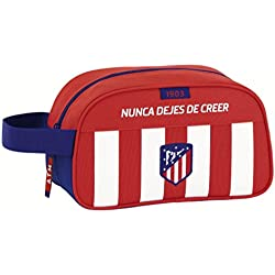 Atletico De Madrid - Neceser con asa y adaptable a carro de atletico de madrid (Safta 811758248)