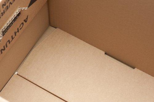 BB-Verpackungen Bücherkartons, 25 Stück, Basic 400 x 330 x 340 mm Bücher Kiste Umzug Karton Box Transport Verpackung - 3