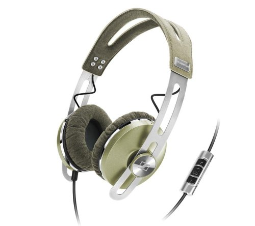 Foto Sennheiser Momentum On-Ear Cuffia Stereo Green