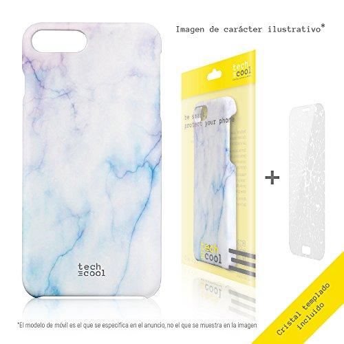Funnytech Cover Meizu M5S Custodia in Silicone (TPU) per Meizu M5S [Design Esclusivo, Stampa ad Alta Definizione] [Diseño Corona Queen Fondo Negro]