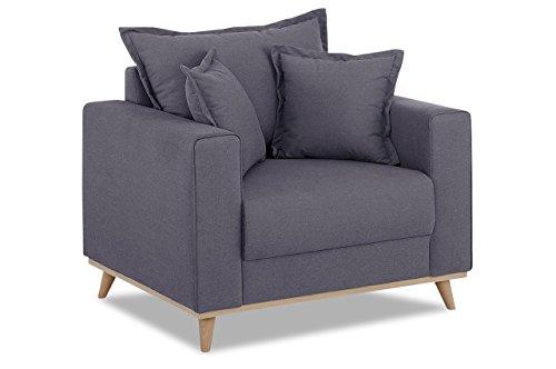 Sofa-Couch-Stolmar-Sessel-Edina-Grau
