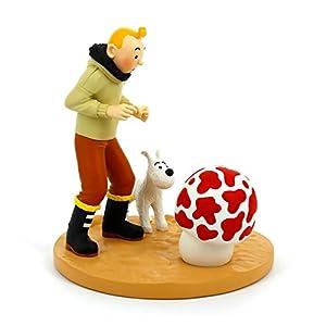 Figura Hergé / Moulinsart: Tintín y La estrella misteriosa - 45993 (2009) 4