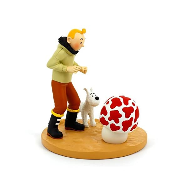 Figura Hergé / Moulinsart: Tintín y La estrella misteriosa - 45993 (2009) 1