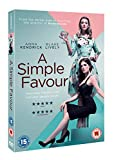 A Simple Favour [DVD] [2018]