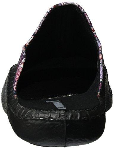 ROMIKA Mokasso 126, chaussons d'intérieur femme Mehrfarbig (lila-multi)