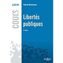Libertés publiques - 8e éd.
