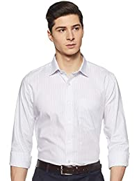 Van Heusen Sport Men's Striped Slim Fit Formal Shirt