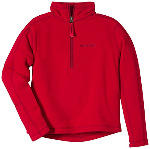 marmot-jungen-pullover-rocklin-1-2-zip-team-red-l-83960-6278-5