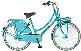 26 Zoll Popal Daily Dutch Basic+ TR26N3 Damen Holland Fahrrad 3 Gang, Farbe:blau