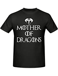 MOTHER OF DRAGONS T SHIRT, WOMEN'S T SHIRT