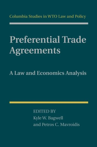 Preferential Trade Agreements: A Law and Economics Analysis