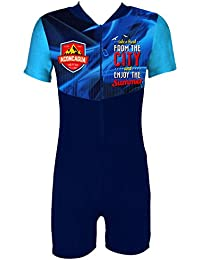 mitushi products Unisex Skating Suit Cum Swimwear