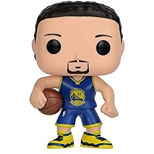 Funko Pop Klay Thompson Golden State Warriors camiseta azul (NBA 22) Funko Pop NBA