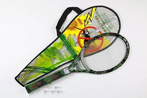 Elektrische Fliegenklatsche Schröter Insekten NEU (Mehrfarbig)