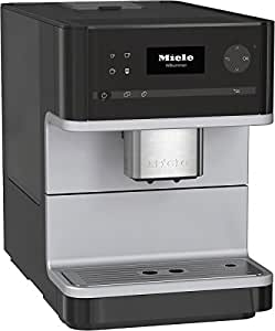 miele cm 6100 stand kaffeevollautomat mit bohnenmahlwerk cappuccinatore obsidianschwarz. Black Bedroom Furniture Sets. Home Design Ideas
