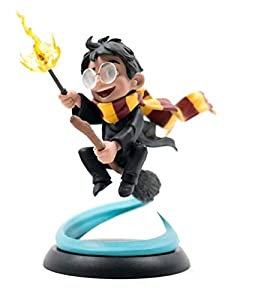 Quantum Mechanix- Figura QFIG Harry Potter HARRYS First Flight, (HP-0103)