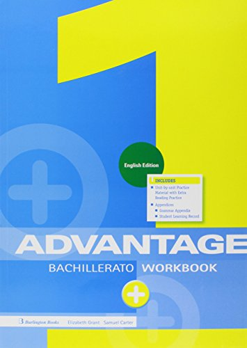 BACH 1 - ADVANTAGE WB (INTERNAT ED)