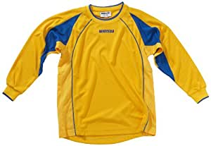 Derbystar Rio Maillot Enfant Manches longues jaune / bleu 14-15 ans (164 cm)