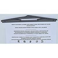 Limpiaparabrisas trasero de 30 cm con ajuste perfecto, modelo RB805