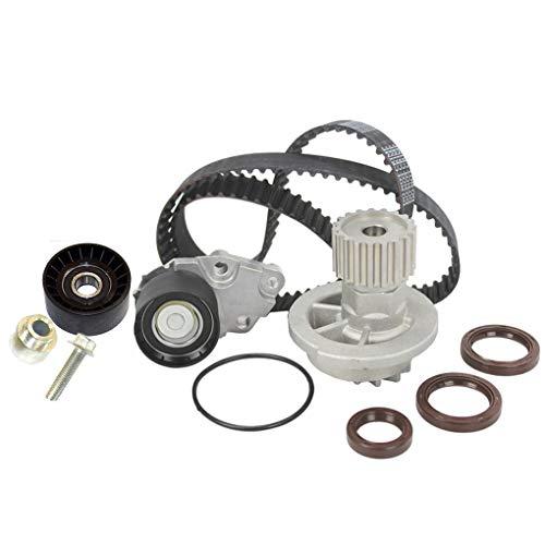 BoburyL Durable Car Teil 251252171599 Zahnriemen Wasserpumpe & Dichtung Kit Ersatz für 04-08 Chevy Aveo 1.6L - Teile Chevy Motor