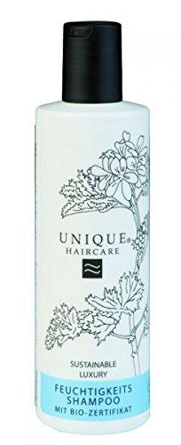 Unique Beauty Haircare Feuchtigkeits Shampoo 250 ml Reinigt mild für frisierbare Geschmeidigkeit