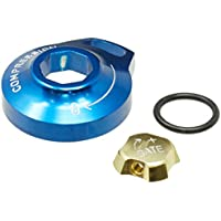 Rock Shox, Forcella bici Compression Knob Moco Alaun Sid RLT 09-11Reba und Revelation, Standard