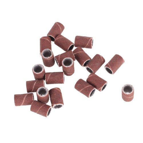 Preisvergleich Produktbild 20 Schleifkappen Schleifhülsen Nagel Fräser Nail Art 3 Modell freie Auswahl