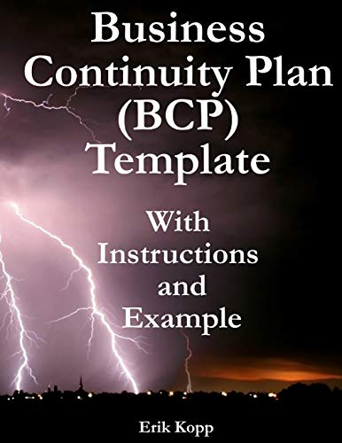 Zoom IMG-3 business continuity plan bcp template