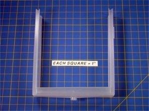 Honeywell 32001621-001 Humidifier Water Panel Frame