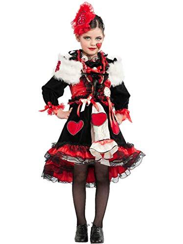 Commerciale Italiana Costume Regina Herzen (Regina Königin Kostüme)