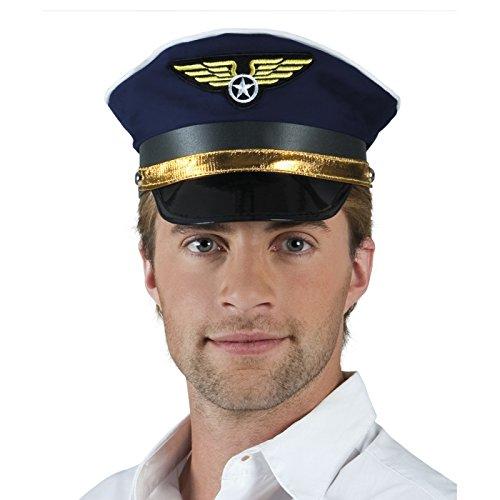 Pilotenmütze (Pilotenmütze Verstellbare)