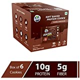 HYP Double Chocolate Protein Cookies - 42 g (Pack of 6)
