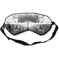 Sleep Eye Mask Dark Abstract Lightweight Soft Blindfold Adjustable Head Strap Eyeshade Travel Eyepatch E5 preisvergleich bei billige-tabletten.eu