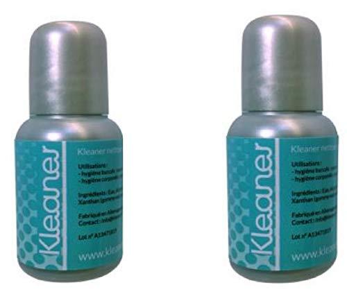2 x Kleaner Lotion - gouttes désinfectantes pour éliminer toutes traces de toxines sur le corps...