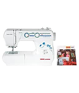 Usha Wonder Stitch Sewing Machine - White
