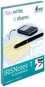 Iris Notes 1 for Smartphones