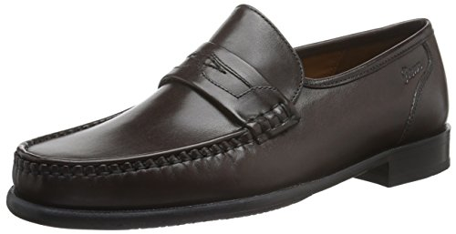 Sioux Herren Cabaco Slipper, , Braun (bordeaux), 44 EU ( 9.5 UK)