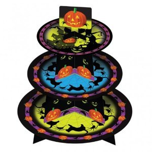 � Cupcakes Halloween 30 cm ()