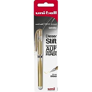 Faber-Castell 146894 – Bolígrafo de tinta gel (trazo de 0.6 mm)