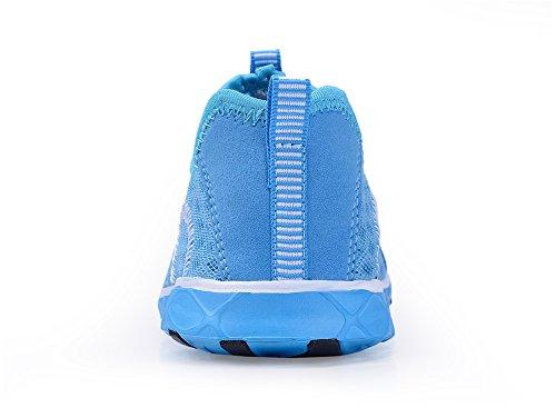 IceUnicorn , Chaussures aquatiques pour homme Bleu