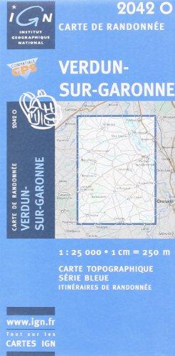 Verdun-sur-Garonne: IGN2042O (Ign Map)