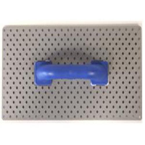 Glättekelle Kunststoff ITE mit Kronen Kunststoffen Offene–Kronen–Maße: 380x 160