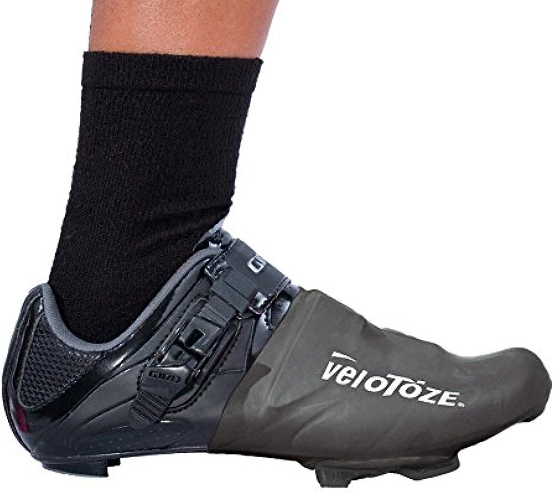 VeloToze Toe Covers black - one size by VeloToze  -